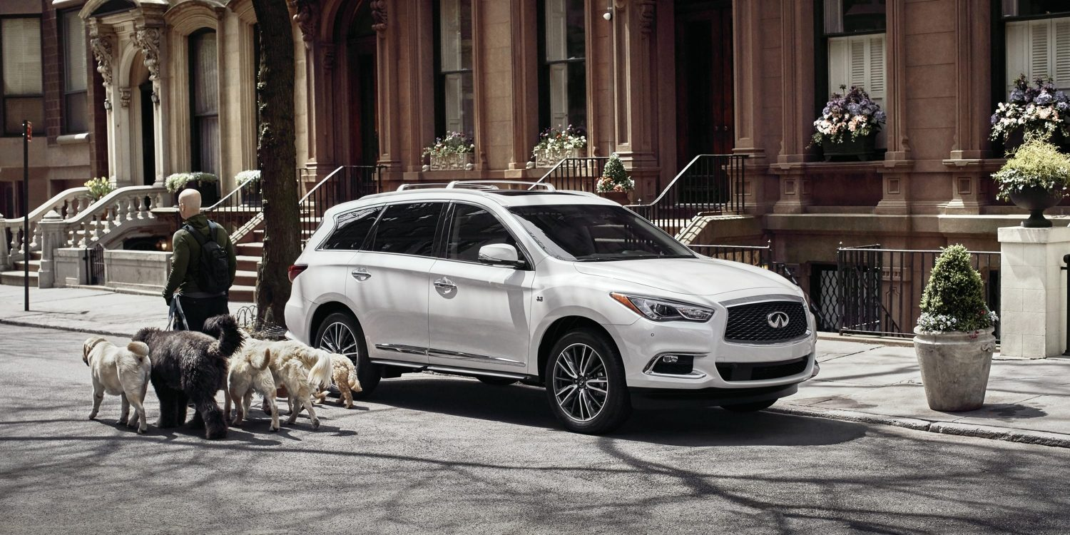 A Great Choice is the 2020 INFINITI QX60