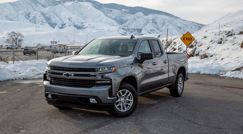 Power Makes a Difference in the Chevrolet Silverado 1500