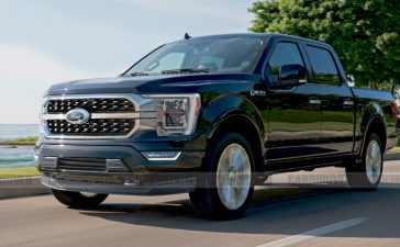 2020 Ford - Take the Ford F-150 Where you Want to Go