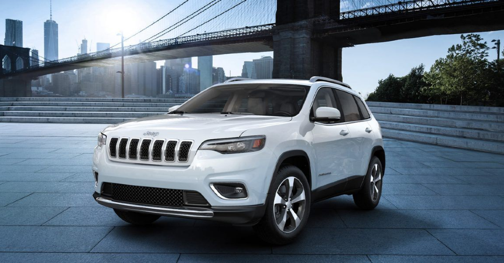 A New Trim for the Jeep Cherokee