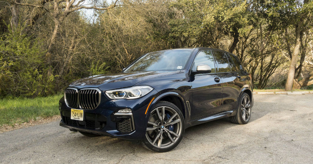 2020 BMW X5 Is The Athlete You Want On The Road