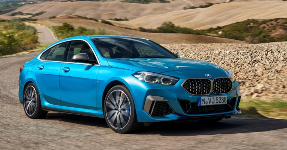 Athletic Driving in the BMW 2 Series