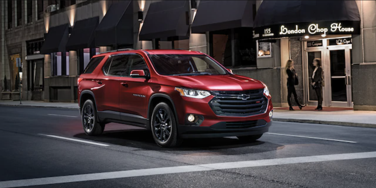 Everything You Need to Know About the 2020 Chevy Traverse