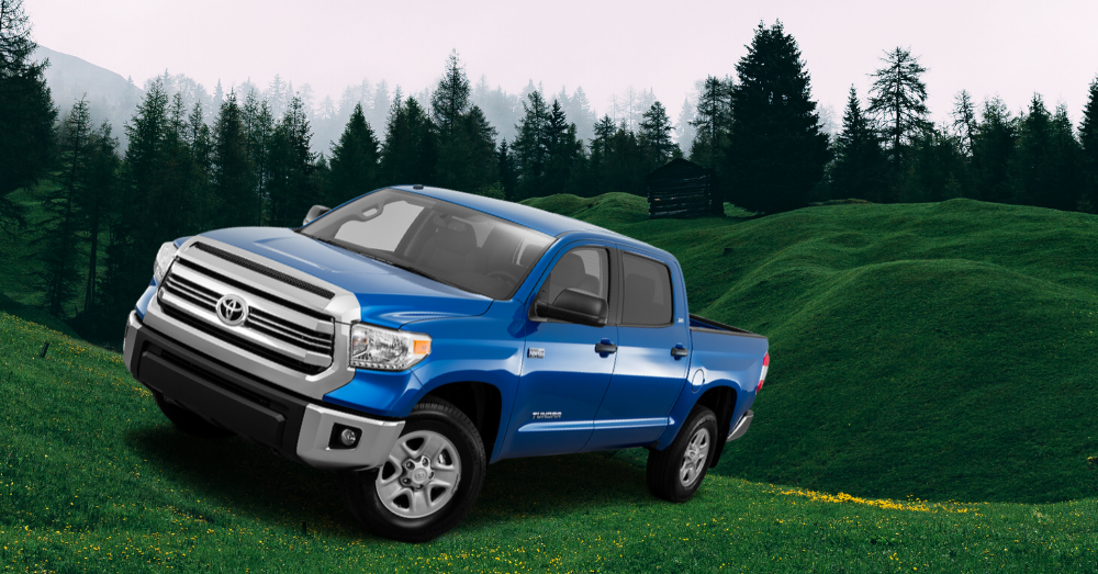 Great Trims Offered in the Toyota Tundra