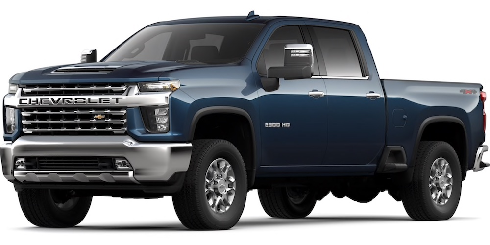 Ten Great Reasons to Buy the Chevrolet Silverado 2500HD