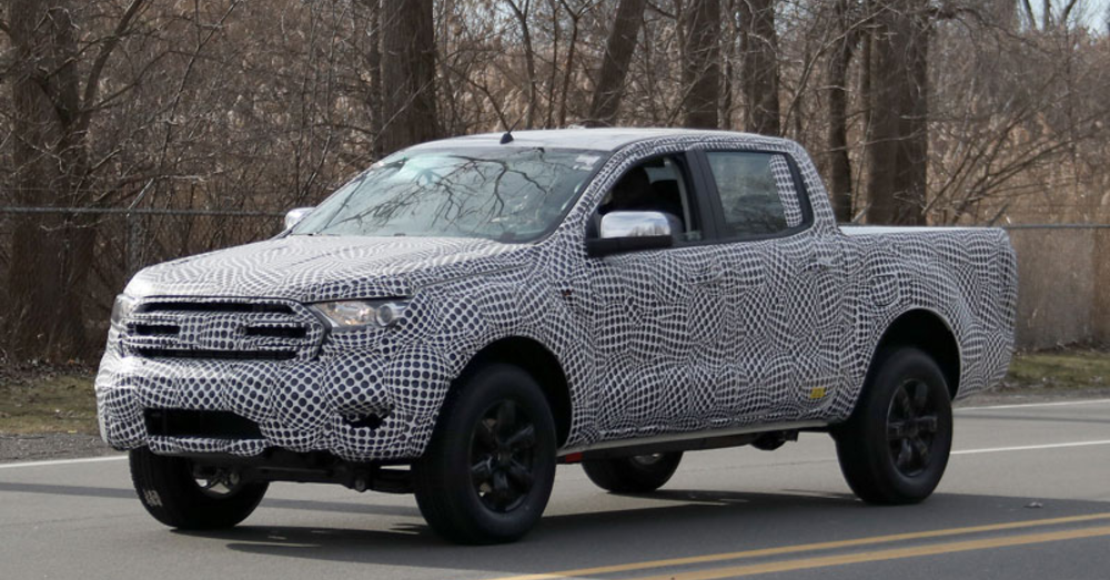 The Arrival of the Ford Ranger is Right Around the Corner