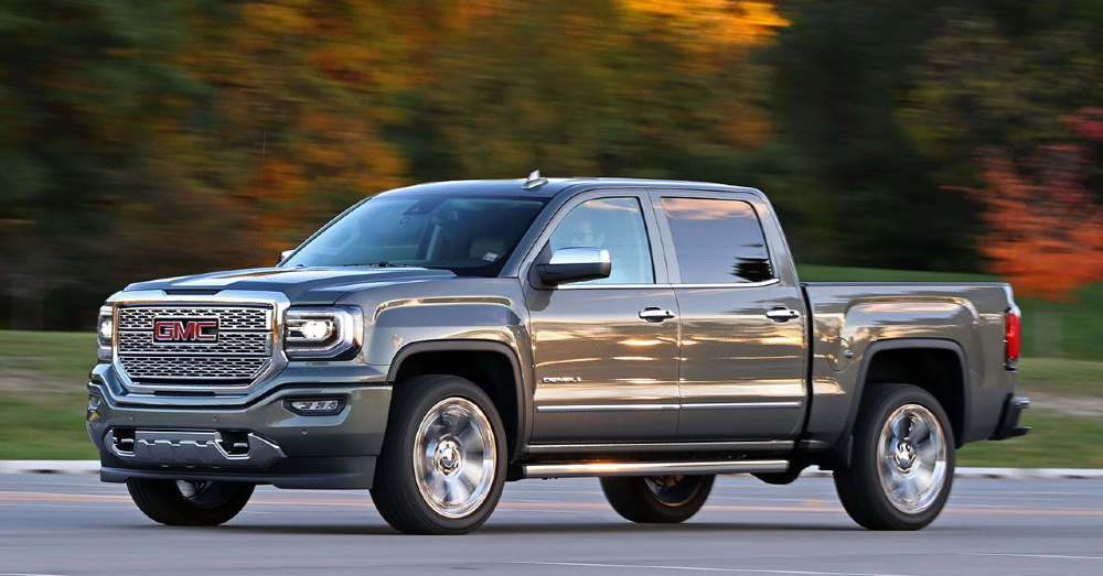 Make Work Better with a Used GMC Sierra