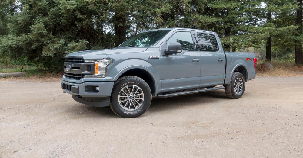 A Ford F-150 Truck for Every Occasion