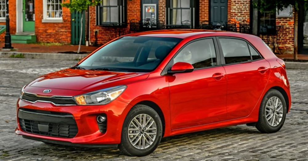 2019 Kia Rio: A Small Package of Excellence