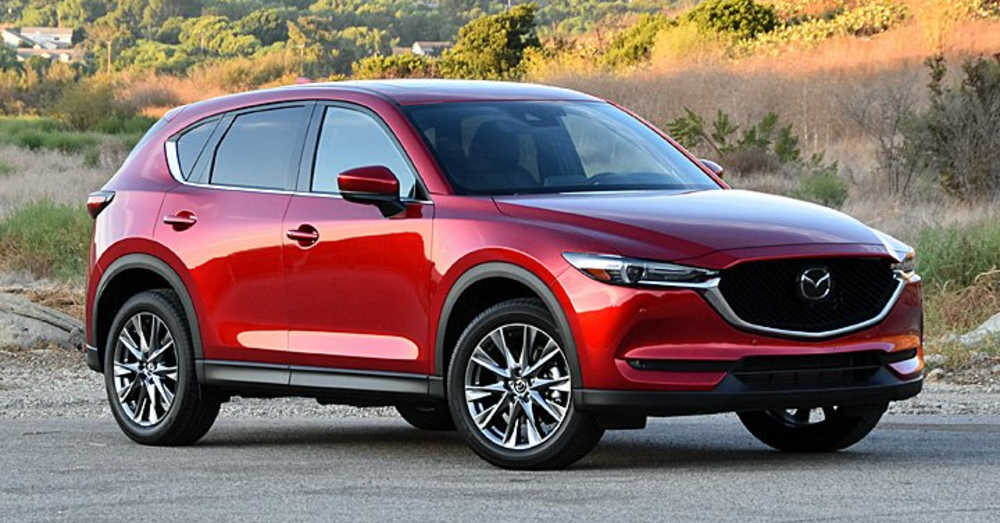 2019 Mazda CX-5: More Fun than it Should Be
