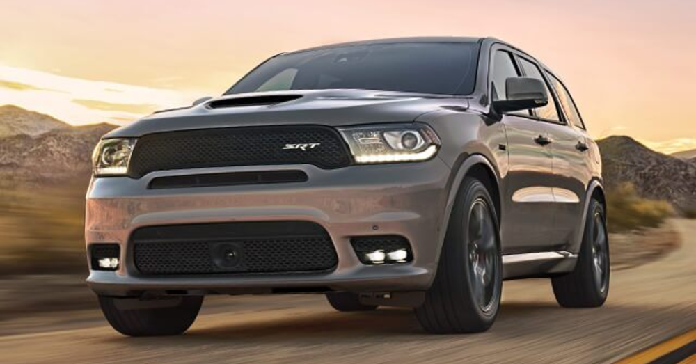 2020 Dodge Durango: Comfort, Style,and Safety You Know