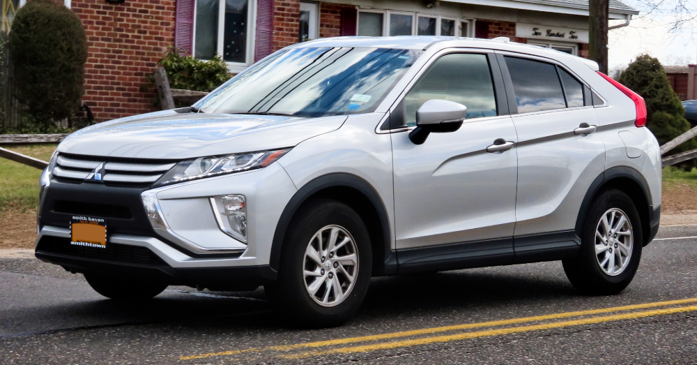 Adding More to the Market with the Mitsubishi Eclipse Cross
