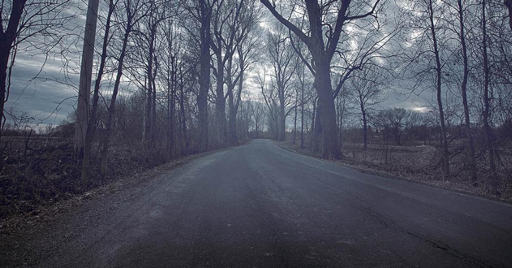 Haunted Roads and Bridges Across America
