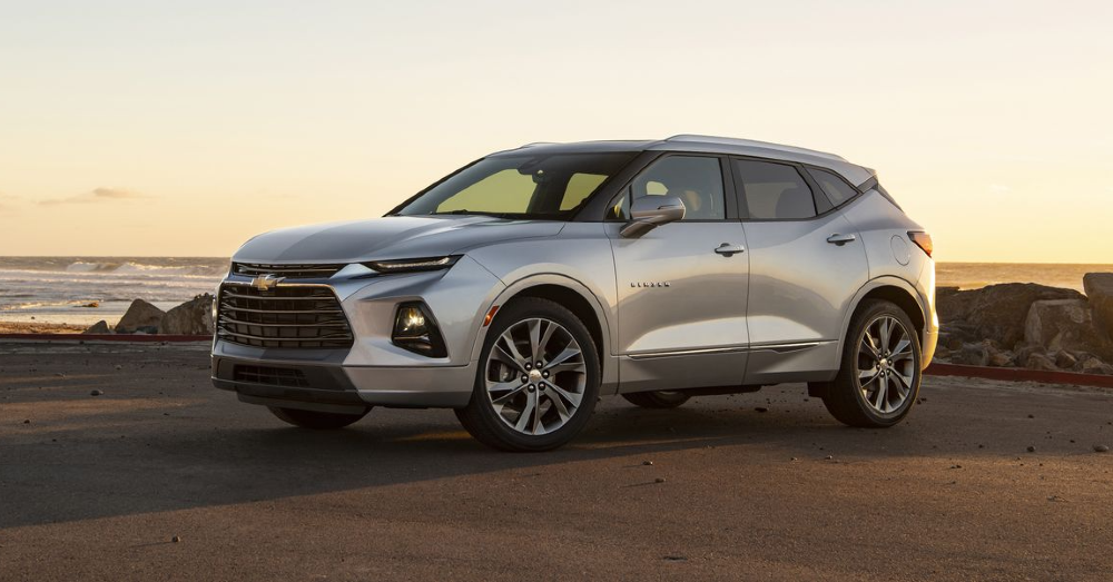 Make Driving Right with the Chevrolet Blazer