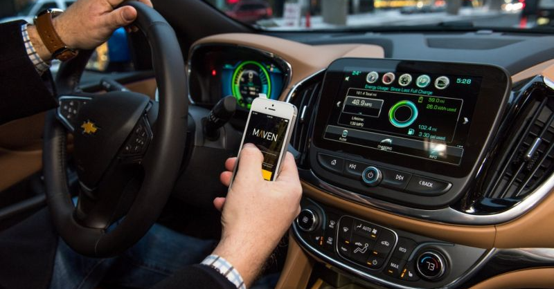 Maven Makes Moves to Allow More than Just GM Vehicles to be Rented