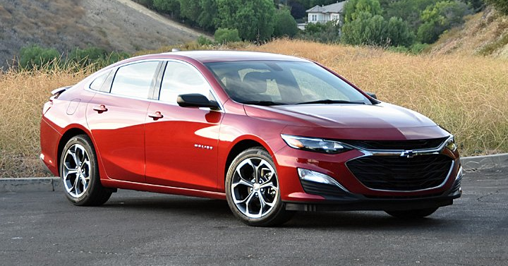 2020 Chevrolet Malibu: The Quality at the Top