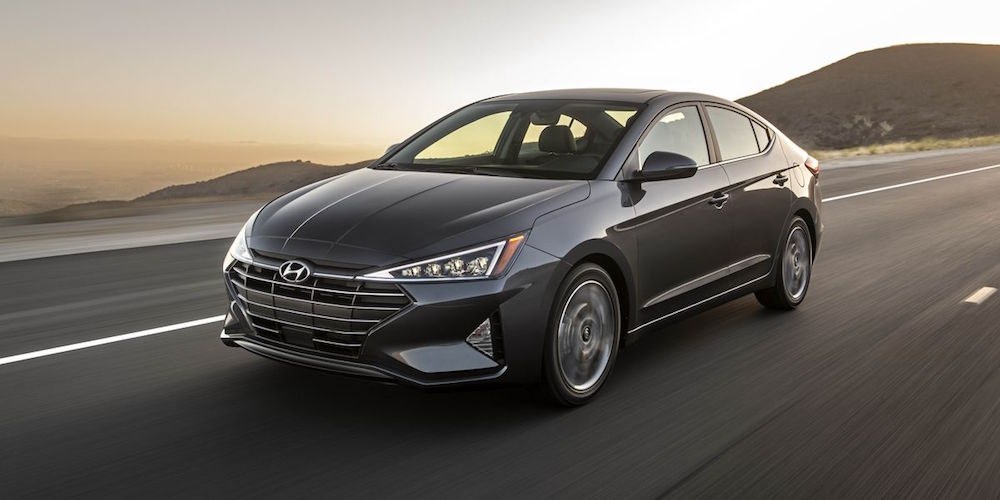 Hyundai Elantra – The Right Compact Sedan