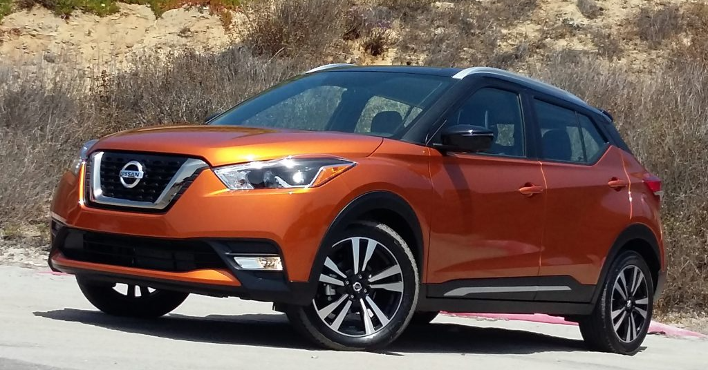 Ride the Way You Want in the Nissan Kicks