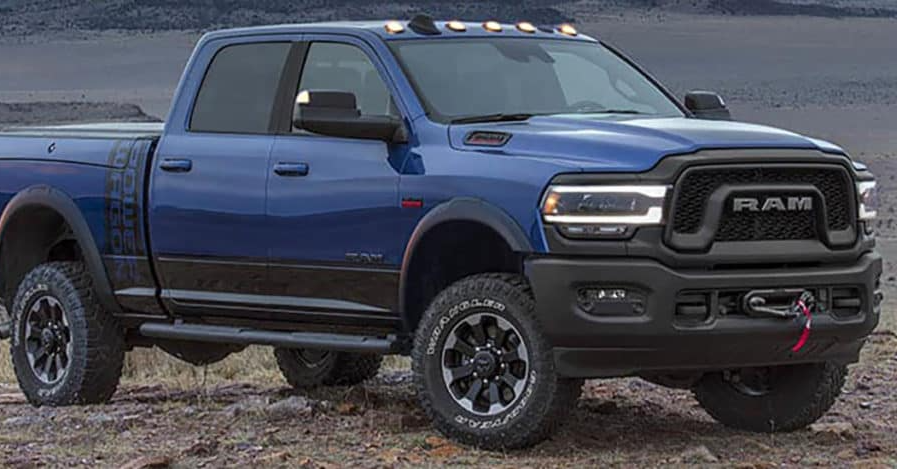 The Ram Power Wagon Adds More for Your Drive