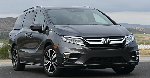 Drive the Honda Odyssey with Your Family Today