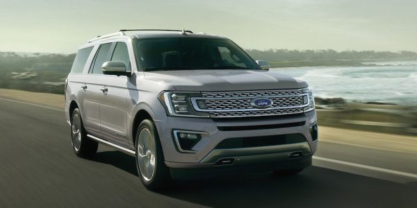 Get Inside and Enjoy the Ford Expedition