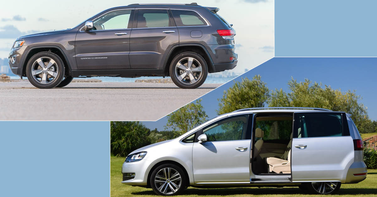 Minivan or Crossover – Which is Best for You?