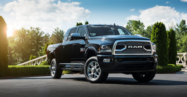 Adding a New Ram Rodeo at the End of the Model Year