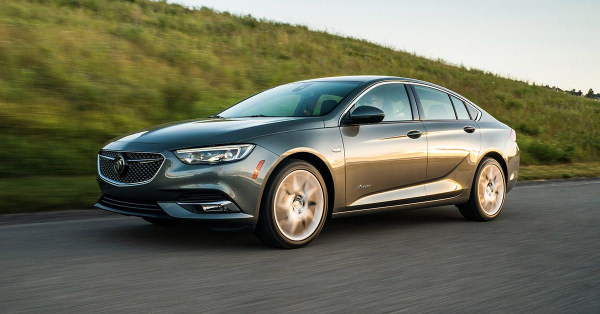 Buick Regal Avenir : Buick Continues to Please Their Customers