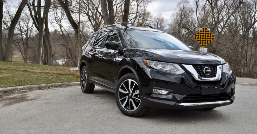 Nissan Rogue - Adventure Awaits in this Nissan