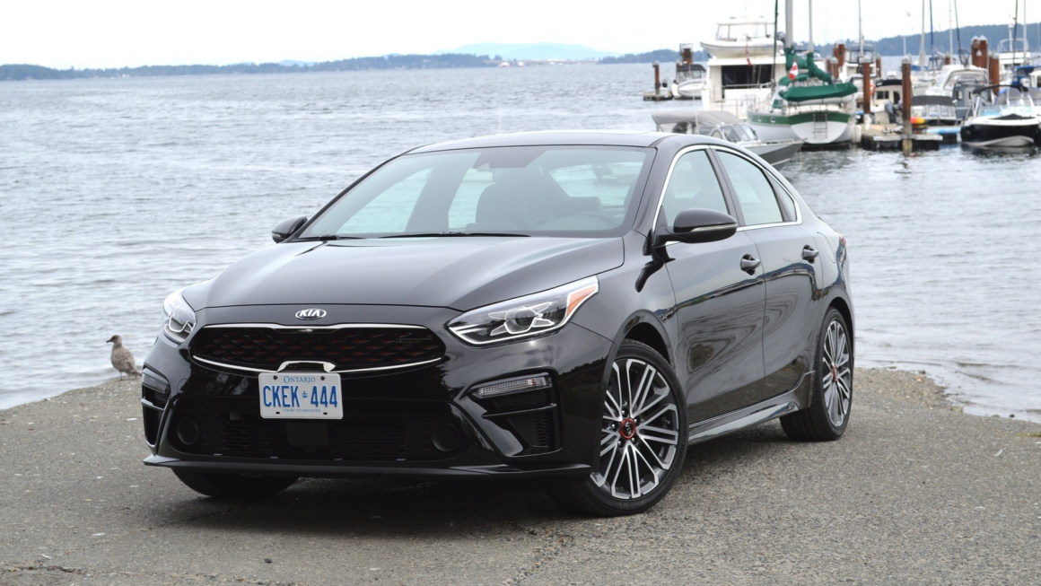 The Kia Forte GT is Quietly a Sports Car