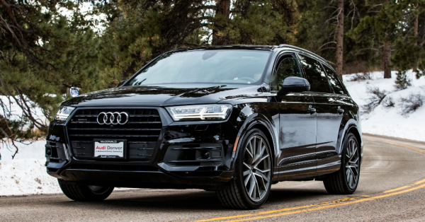Get Big in the Audi Q7 and Experience True Luxury