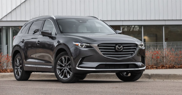 The Mazda CX-9 is Refined Perfection with Three-Rows