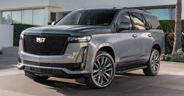 2021 Cadillac Escalade: New and Improved at the Top
