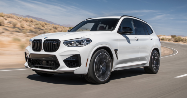 BMW X3 M – The BMW Infotainment System Leaked