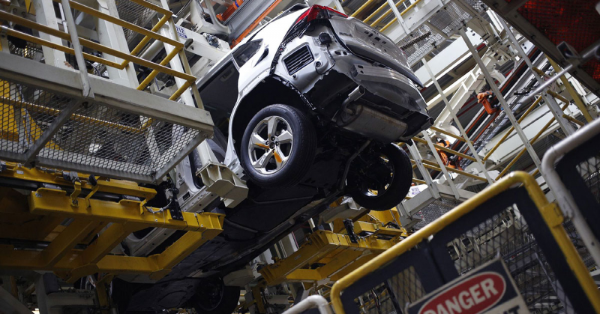GM, Ford, FCA – Shifts Interrupted in Automotive Plants