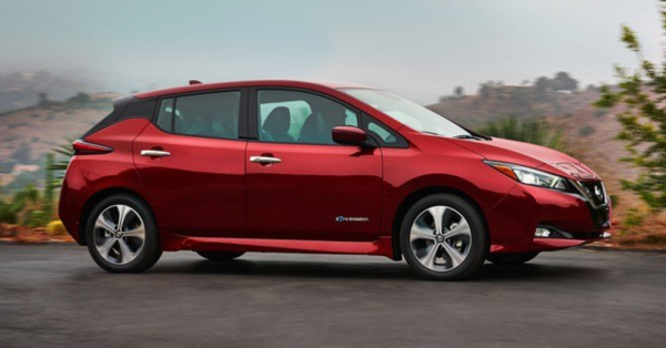 Nissan Leaf – Nissan Continues to Claim Electric Superiority