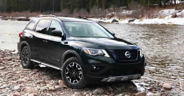 The Nissan Pathfinder Continues the Drive