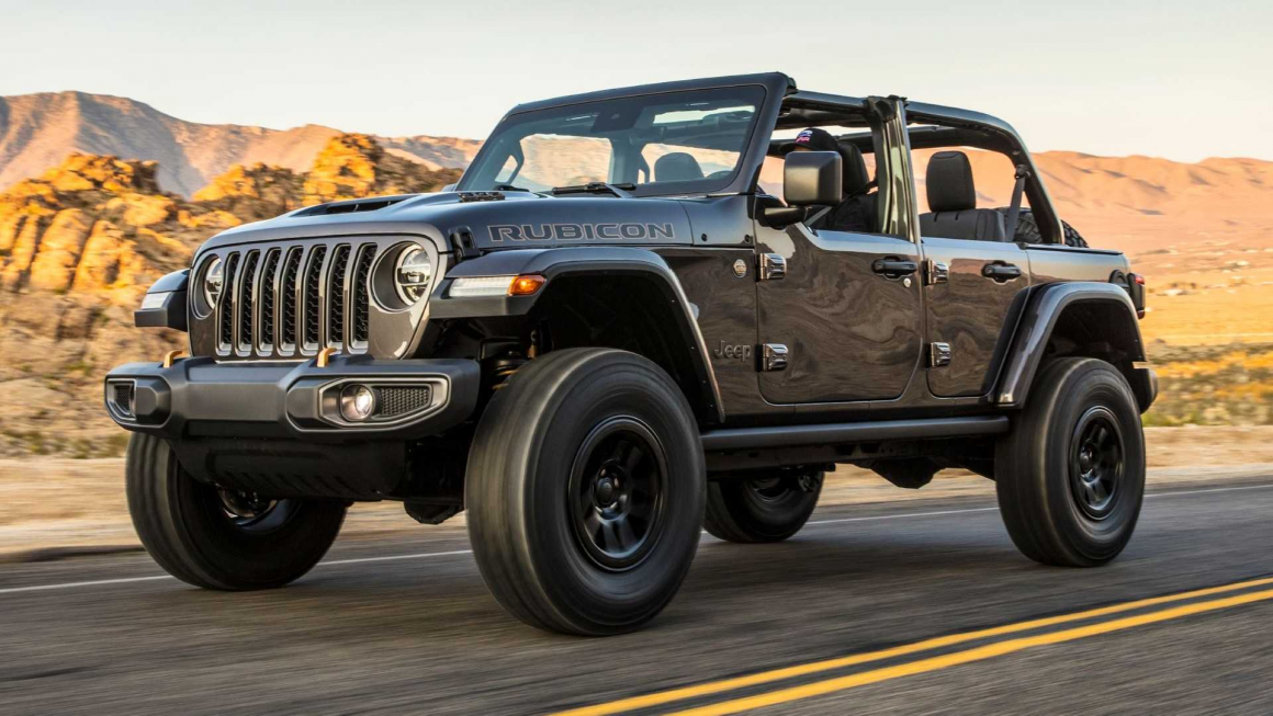 Is the Jeep Wrangler Rubicon the Freedom Vehicle for You?