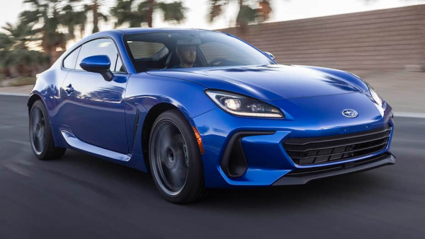 The 2022 Subaru BRZ Does More than Enter a New Generation