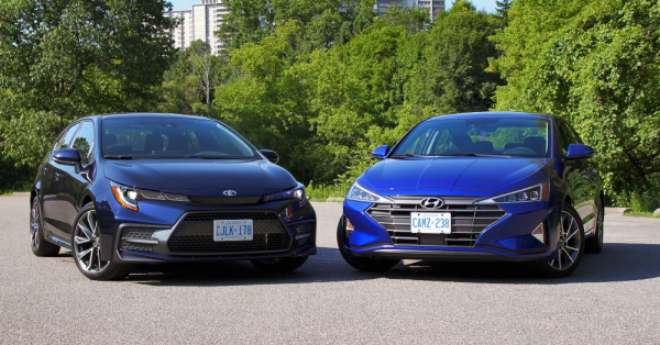 Corolla Vs. Elantra –Which One is Right for You?