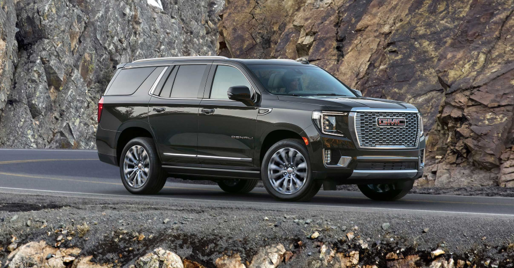 What Can't You Do in the GMC Yukon SUV