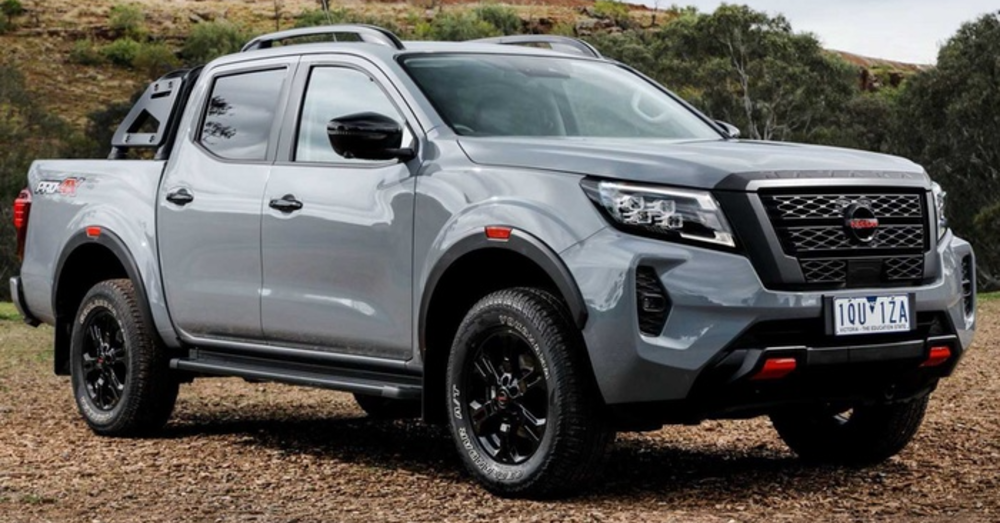 Comfort and Driving Quality in the Nissan Frontier S
