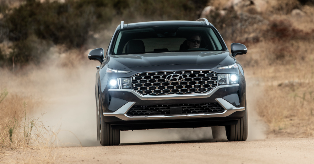 2021 Hyundai Santa Fe is Loaded With Technology for Everyone