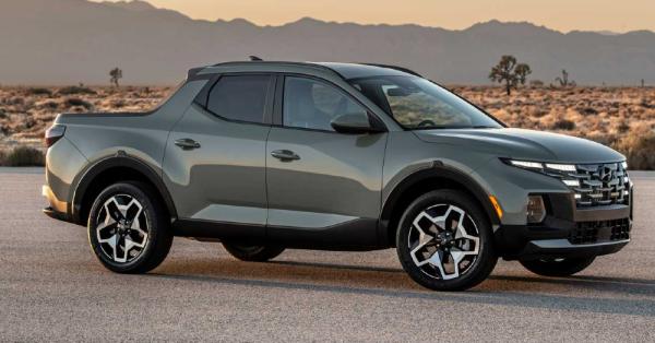 2022 Hyundai Santa Cruz: Compact Pickup Capability for You
