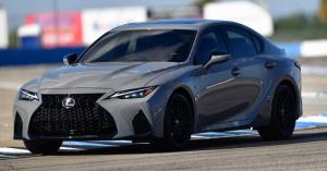 2022 Lexus IS 500 F Sport