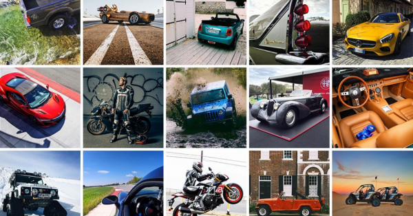 The Top 10 Instagram Accounts That Car Lovers Need to Follow Now