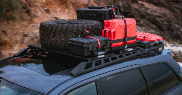5 Ways to Utilize Your Car's Roof Rack