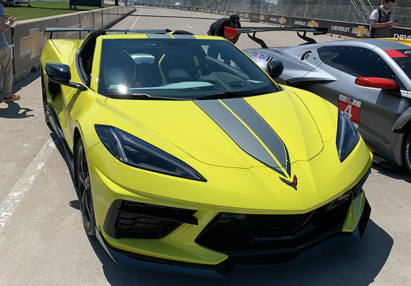 Coming To A Chevrolet Dealer Near You: The 2023 Chevy Corvette Z06