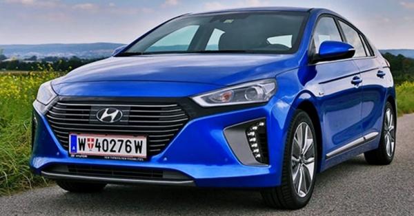 Hyundai Ioniq Hybrid – The Rise of the Hybrid