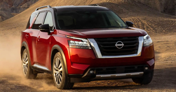 The New Nissan Pathfinder is Better for Your Gas Budget